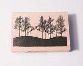 Memory Box Shadow Tree stamp