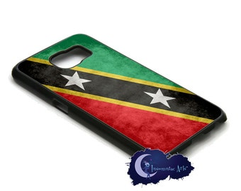 Flag of Saint Kitts and Nevis Case for the Samsung Galaxy S Models