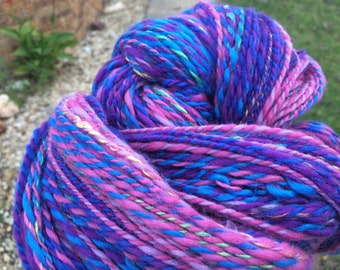 DK Stroll Through the Sky 420 yard handspun