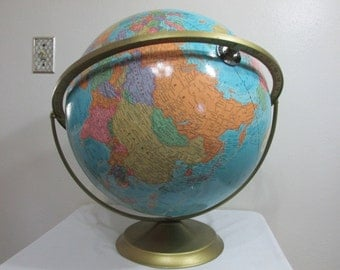 Large Globe 16 Inch Imperial