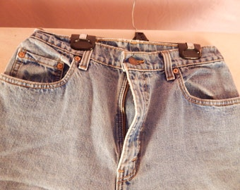 Vintage Levi jeans, womens denim,  28/30  ,Relaxed fit, 565 style