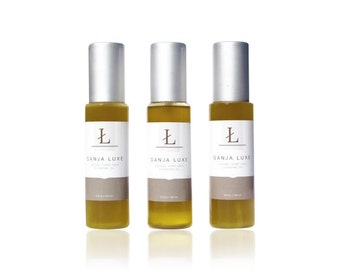 Oil Cleanser    Organic Hemp Seed Oil    All Skin Types    Makeup Remover