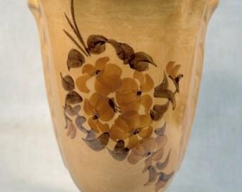 Cash Family Pottery Vase * Erwin, Tenn * pottery * antique pottery * vintage vase