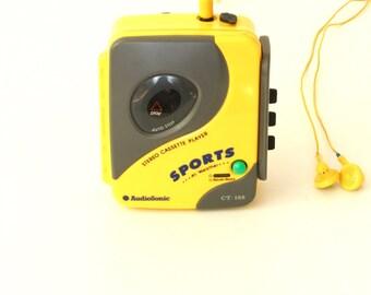 Audio  Sonic CT-188 Walkman