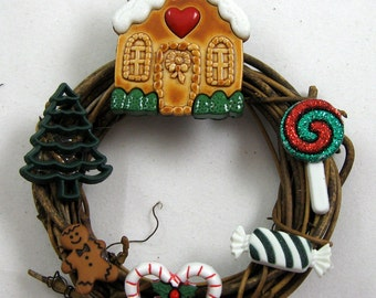 Baked With  Love Christmas Ornament 202