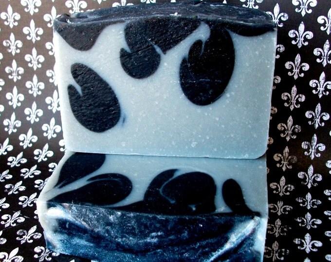 GUNSLINGER Soap, For Men, Activated Charcoal, 4.5oz