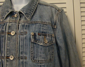 Vintage GAP Denim Jean Jacket