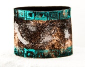 Stocking Stuffer Leather Jewelry, Leather Cuff, Leather Bracelet, Leather Wristband, Wrist Cuffs
