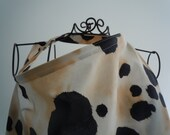 Couture Mama Nursing Cover -  Authentic Cowgirl - plus FREE set of Hooter Soothers Washable Nursing Pads