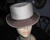 Vintage ADOLFO II Hat For Women Union Made in USA