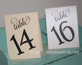 Table Numbers, Wedding Table Numbers, Wedding Decor, Rustic Wedding, Wedding Table, Rustic Table Number, Wedding Numbers Kraft Numbers Tents