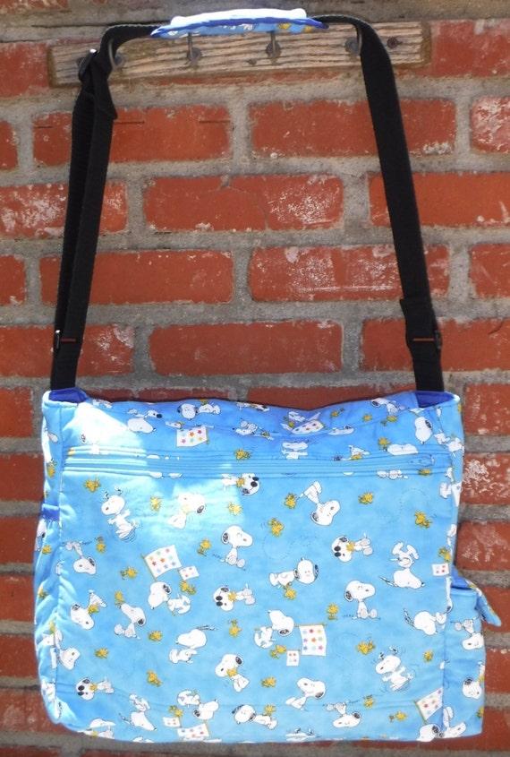 new custom diaper bag large lots of pockets you choose. Black Bedroom Furniture Sets. Home Design Ideas
