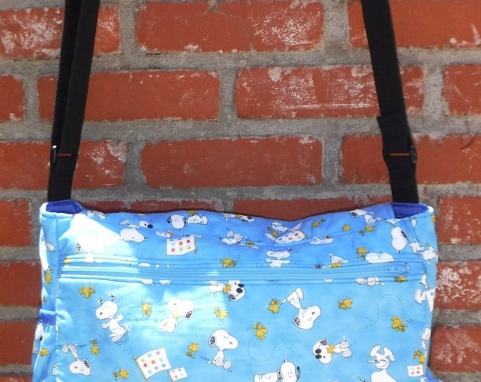 New - Custom Diaper Bag - large, lots of pockets - you choose the fabric.