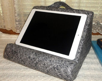 Padded IPad Stand or Book Stand for Your Lap