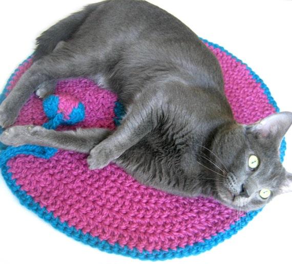 Cat Toy Rug
