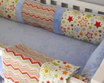 HUGE SALE! 4 Pc Crib Set! In Stock and Ready to Ship.