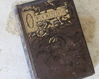 poetical works of owen meredith