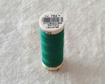 Grass Green Gutermann Sew-All Polyester Sewing Thread