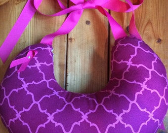 Melody- Grace Relief Breast Cancer Pillow