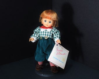 444 Madame Alexander Doll Tommy Tittlemouse Vintage Madame Alexander Doll