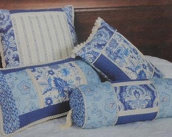 Pillow Sewing Pattern UNCUT Kwik Sew 3894 pillows