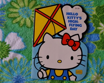 Copyright 1983 Hello Kitty's High Flying Day Book