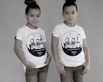 Bontekoe's cabin boys T-shirt