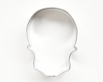 Skull Cookie Cutter, Halloween Cookie Cutter, Day of the Dead Cookie Cutter