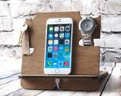 Docking Station - Bedside or desk organisation - Mobile phones & tablets