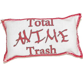 Total Anime Trash Catnip Toy