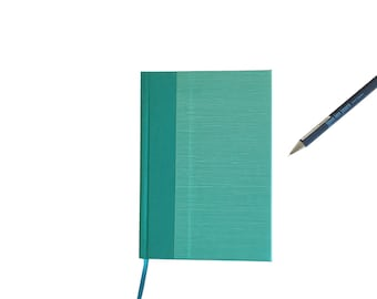 Day Planner 2018 bold turquoise