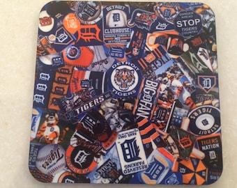 Detroit Tigers Coaster
