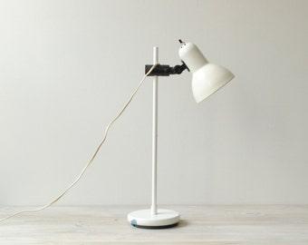 Vintage Desk Lamp, Adjustable Modern Light