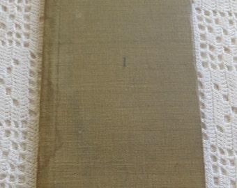 Vintage Book Latin Vocabulary Bogart 1915