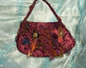 Formal Purse, Statement Piece, Club Clutch,  Evening Bag by gothB4play