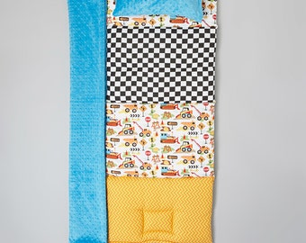 SALE DIG IT 2!  Quilted Nap Mat by Janiebee  Toddler Nap Mats Thickest Nap Mat for Toddlers & Daycare Travel Mats for Toddlers Vacation Mats