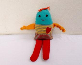 Handwoven Dolls, plush, softie