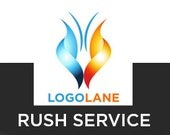 ADD ON: Rush Service - Custom Logo Design