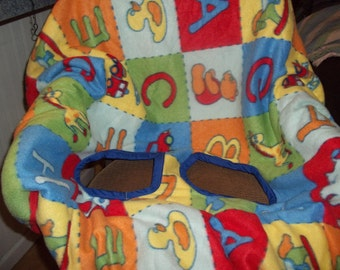 Booster Seat Cover Etsy
