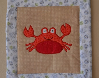Little Crab Wall Hanging