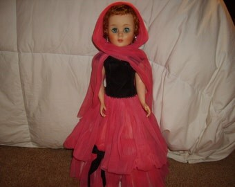Vintage American Character Doll-1950s