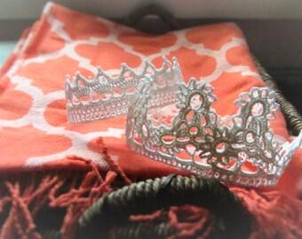 Lace Crown ~ L A R G E ~