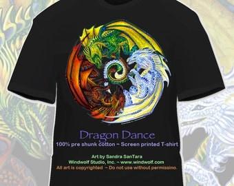 Dragon Dance tee