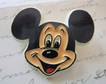 vintage MICKEY MOUSE pin