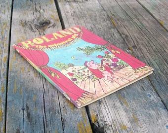 Vintage Book Roland the Minstrel Pig by William Steig 1968
