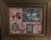 The Reflection  Another Framed Assemblage By AlteredHead