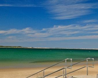 Beach Photography, Cape Cod Photography, Beachscape, Seascape, Massachusetts, New England, Wall Art, Fine Art Photography
