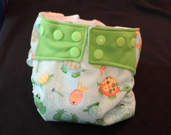 Summer Sale 3 dollars off was 18 -Swim diaper