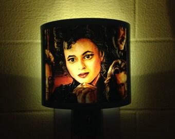 Helena Bonham Carter - Frankenstein Pinball Night Light