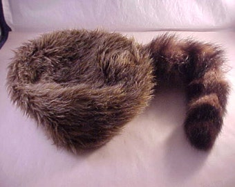 Childs Coonskin Cap